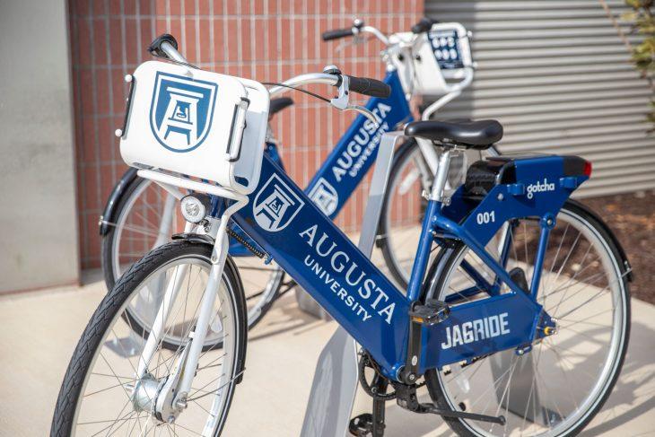 Augusta University Bicycles