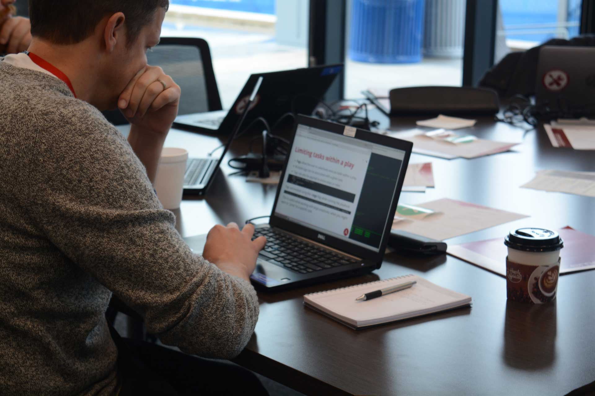 Georgia Cyber Center Training